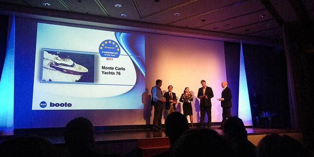 Motor Boat of the Year Award - European Powerboat of the Year