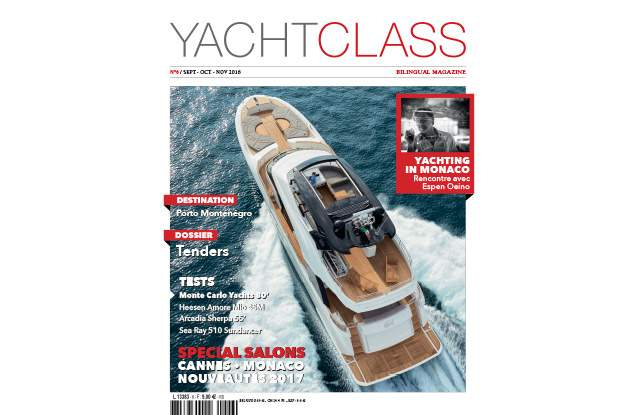 MCY 80 cover Yacht Class